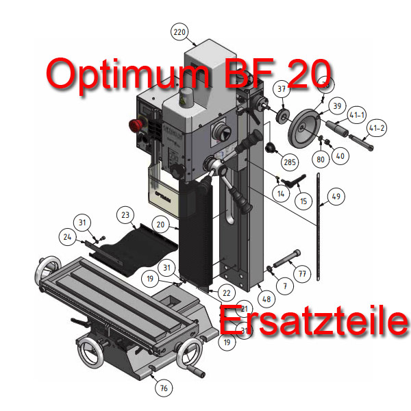 Optimum BF 20 L LD VD