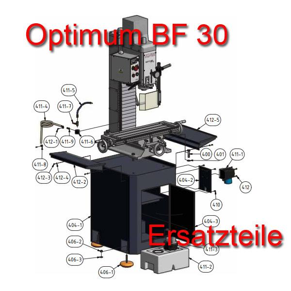 Optimum BF 30 L Ersatzteile