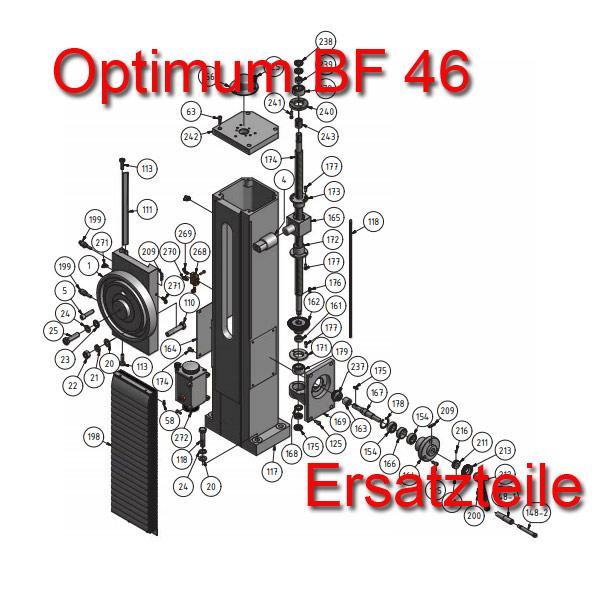 Optimum BF 46 Vario Ersatzteile