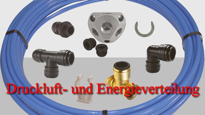Druckluft- und Energieverteilung