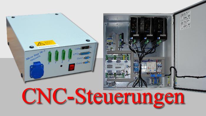 CNC - Steuerungen