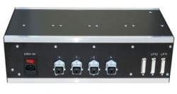 STEP8060-4 Steuerelektronik komplett 80V - 6,0 A