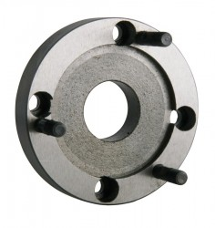 Futterflansch Ø 160 mm Camlock DIN ISO 702-2 Nr. 4