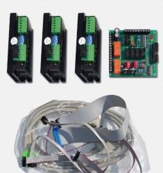 Modul Bausatz CNC Steuerung 3-78 mit Kabelsatz