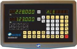 SDS6-2v Digitalanzeige für 2 Achsen