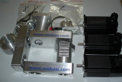 Anbausatz Wabeco  F1410 mit Motoren
