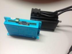 Easy Servo Motors 2Nm und ES D508 mit 3m Encoderleitung