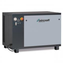 Stationärer Kolbenkompressor mit Schalldämmgehäuse AIRPROFI 853/10 Silent