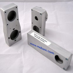 CNC-Anbausatz Optimum BF 20 / BF20 L