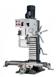 OPTI F 40 E - Bohr-Fräsmaschine mit Schaltgetriebe und 12 Geschw