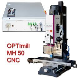 OPTImill MH 50 Vario CNC Schrittmotor Set