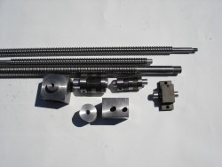 OPTImill MH 20 Kugelumlaufspindel Set 16x4