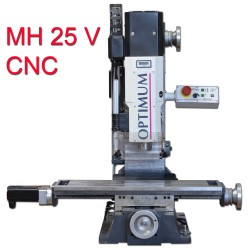 Optimum MH 25 V CNC Set III