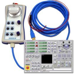 Bundle USB Handrad HR2 CNC + Mach3 Fräsen oder Drehen