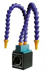 KMS 2 Kühlmittelschläuche mit Magnetfuß