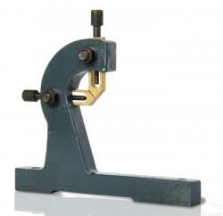 Mitlaufende Lünette Ø max. 34 mm