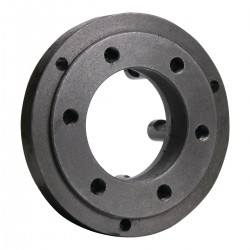 Futterflansch Ø 200 mm Camlock DIN ISO 702-2 Nr. 4