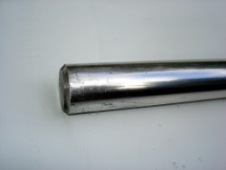 Aluminium rund 55mm