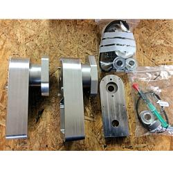 CNC - Anbausatz Optimum F40 / F45