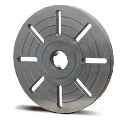 Aufspannscheibe Ø 300 mm Camlock DIN ISO 702-2 Nr. 4