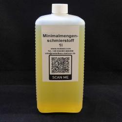 Minimalmengenschmierung Hochleistungsschneidöl