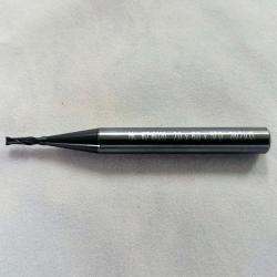 VHM-Schaftfräser Zähne=4 D 2,0x6x57mm 45 Grad