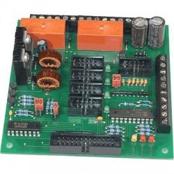 Parallel Port Interface Platine mit Charge Pump
