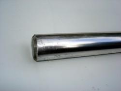 Aluminium rund 120 mm