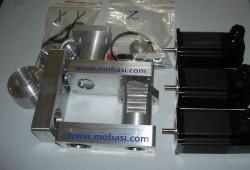 Anbausatz Wabeco  F1210 mit Motoren