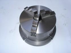 Dreibackenfutter 125mm mit Adapterflansch