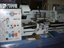 CNC Drehmaschine Bernardo Smart 410 V