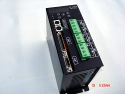 AC Servo Controller 400W + Motor + Haltebremse