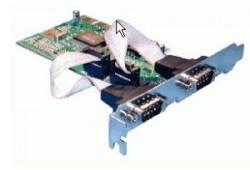 PCI Karte für PC Seriell
