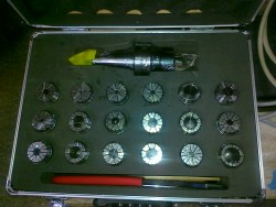 Spannzangen Futter ISO30/ ER32