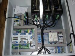 Servosteuerung SVM 4-750W Netzwerk
