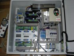 Micro Step 78-2  Netzwerk für Drehmaschine