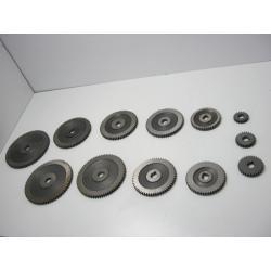 Wechselrädersatz D 240/280/TU 2506 < komplett >
