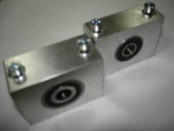 Stehlagereinheiten für 16mm Spindel