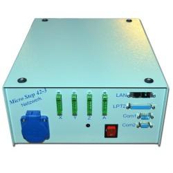 Micro Step 42-3N   48V - 4,2A
