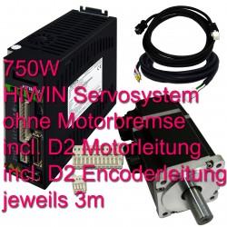Hiwin Servosystem 750W