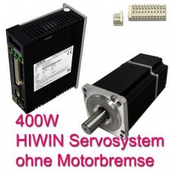 Hiwin Servosystem 400W ohne Kabel