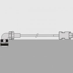 Encoderleitung ab 1000 W Anstriebsverstärker D2T