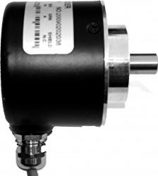 Dreh - Encoder 2500 Schritte 10mm Welle