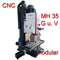 OPTImill MH 35V CNC Schrittmotor Set
