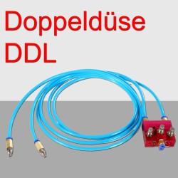 Doppeldüse DDL Tröpfchenschmierung