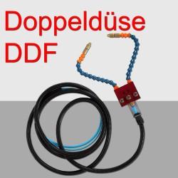 Doppeldüse DDF Tröpfchenschmierung