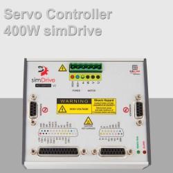 simDrive AC Servo Drive 400W