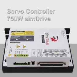 simDrive AC Servo Drive 750W