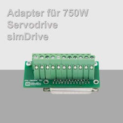 Adapter SimDrive V2 750W