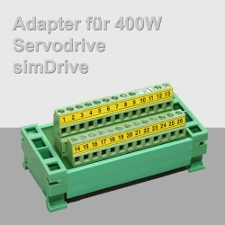Connector SimDrive 400W